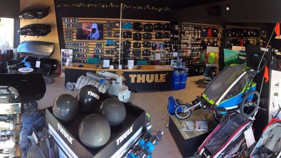 Otvoren Thule Shop