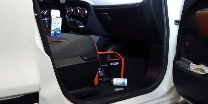 Dezinfekcija klime tretmanom Wynns Airco Clean