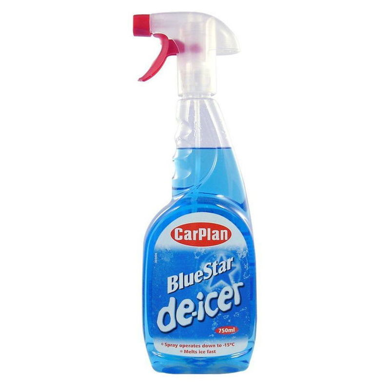 Sprej odmrzivač (pumpica) CARPLAN 750ml