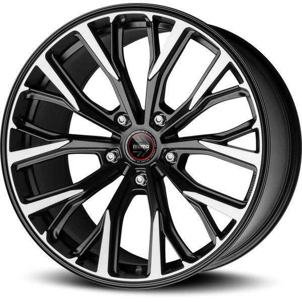 MOMO Rf02 Alu felna 20x10J 5/120 ET40 Matt Black Diamond Cut