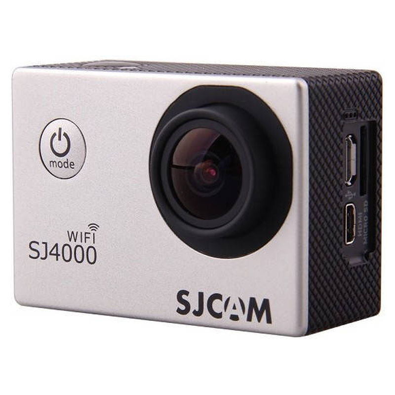 Akciona kamera SJCAM SJ4000 Full HD WiFi Action Camera Silver