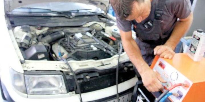 Čišćenje sistema za gorivo WYNN'S tretmanom