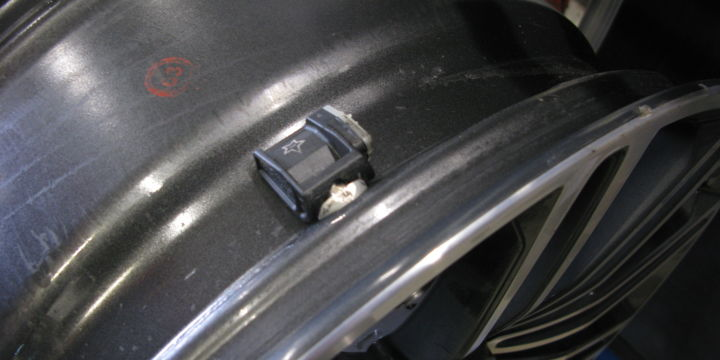 TPMS - Sistem kontrole pritiska u pneumaticima