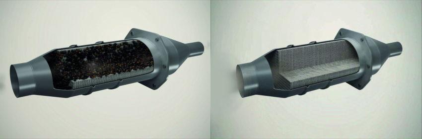 DPF filter - održavanje i čišćenje