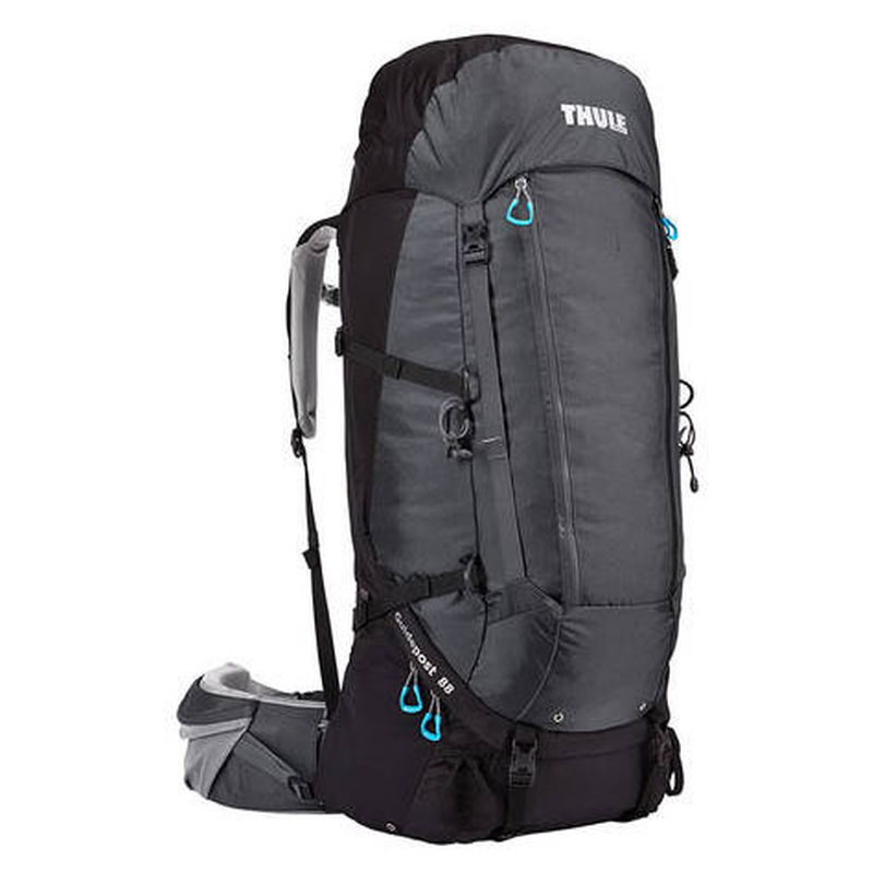 THULE Guidepost 88L M - Black/Dark Shadow