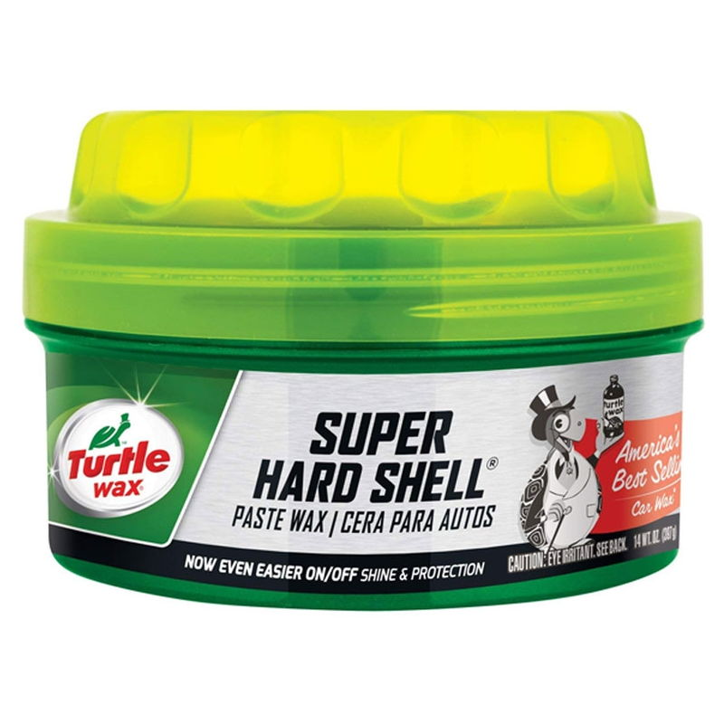 Polir pasta - Super hard shell Turtle Wax 397 g