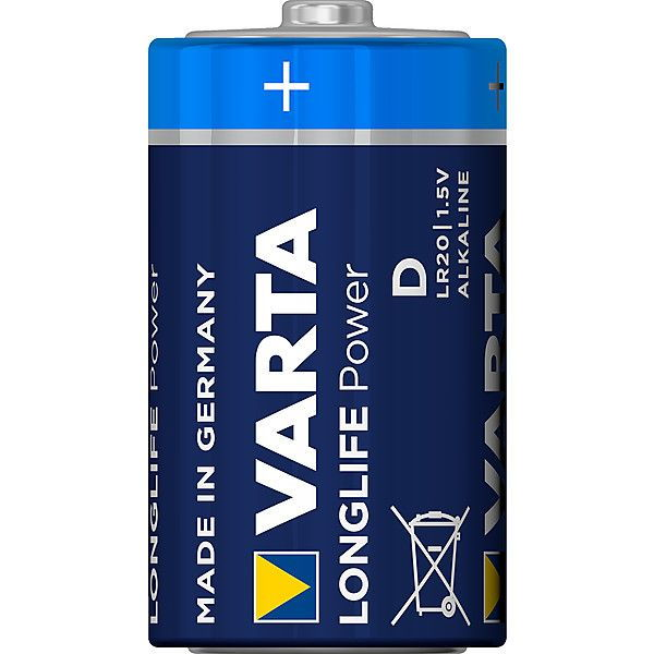 Baterija D LR20 VARTA High Energy