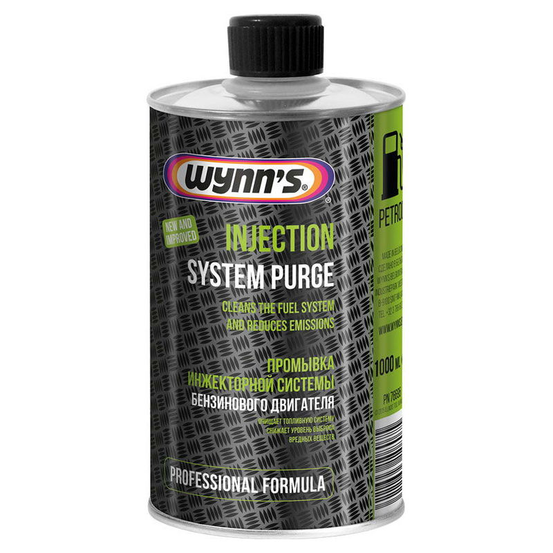 WYNN'S Injection System Purge 1L