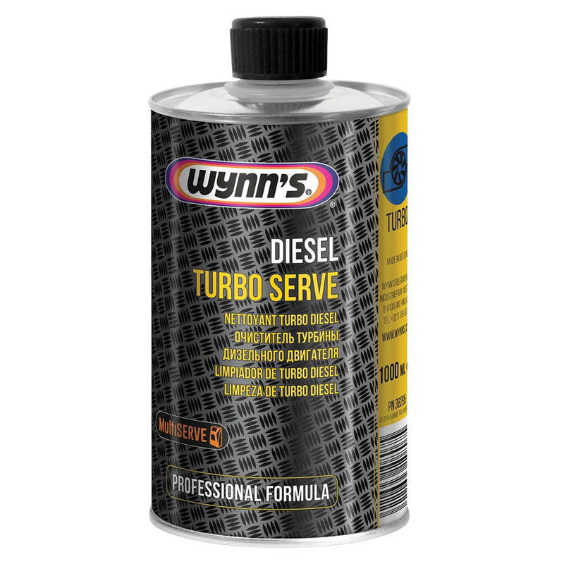WYNN'S Diesel Turbo Serve 1 L