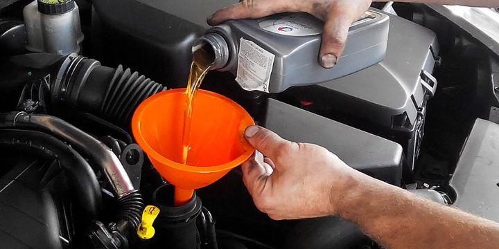 Zamena motornog ulja